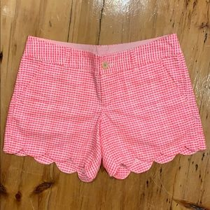 Lilly Pulitzer buttercup short size 6